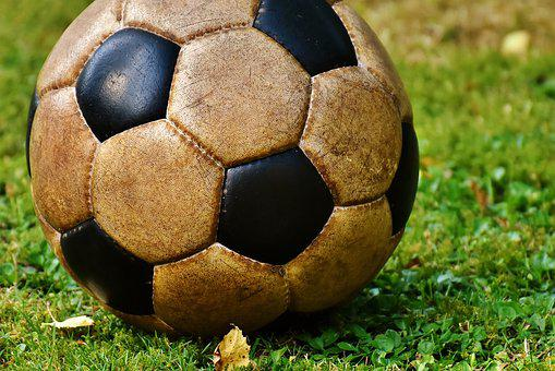 Football, Ball, About, Sport, Leather, Ball Sports