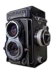 Rolleiflex, Old Camera, Antique, Old, Retro, Camera