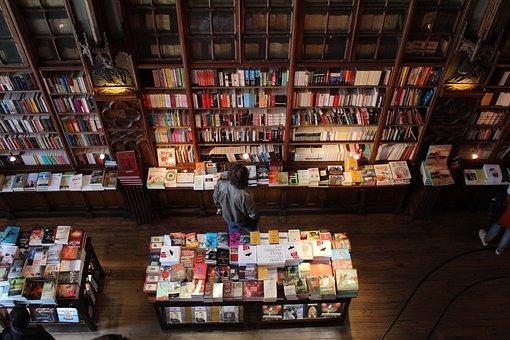 Bookshop, Books, Buy, Library, Antiquariat, Book