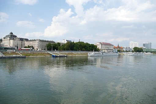 Bratislava, Slovakia, Bowever, Danube, City