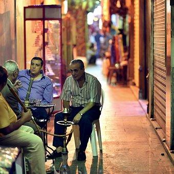 Khan, Market, Bazaar, Egyptian, Arabic, Street, Africa