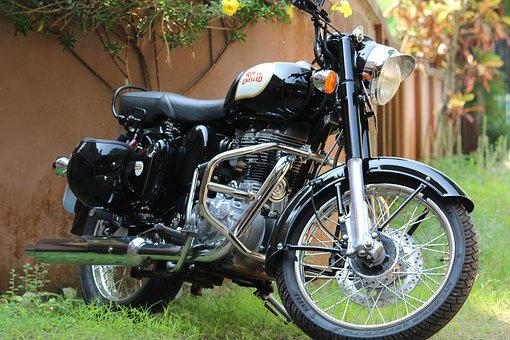 Bullet, Two Wheeler, Royal Enfield, Two Wheeler India