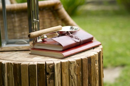Notebook, Book, Cigar, Luxury, Rich, Expensive, Style