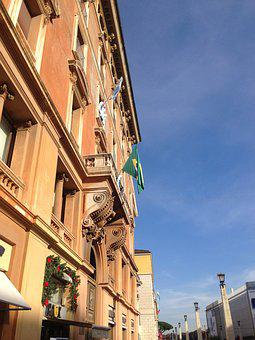 Vatican, Italy, Brazil Embassy