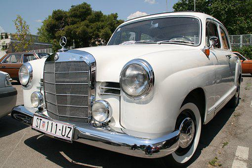 Clasic, Mercedes, Style