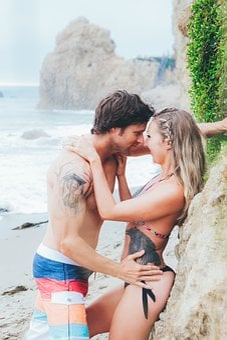 Couple, Boy, Girl, Love, Happy, Model, Sport, Fitness