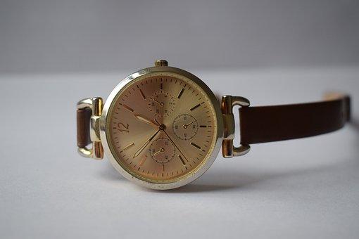 Watch, Jewelery, Fashion, Time, Clock, Elegant, Jewelry
