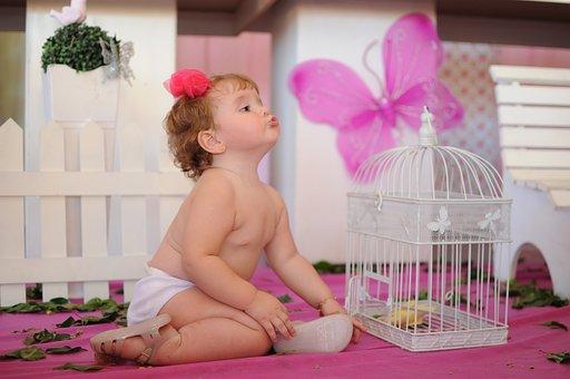 Children's Decoration, Party, Joy, Birthday