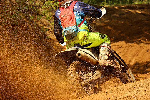 Motocross, Enduro, Dirtbike, Motorcycle, Dirt Bike