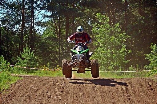 Enduro, Motocross, Quad, Motocross Ride