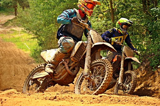 Motocross, Motorcycle, Enduro, Motorsport, Cross