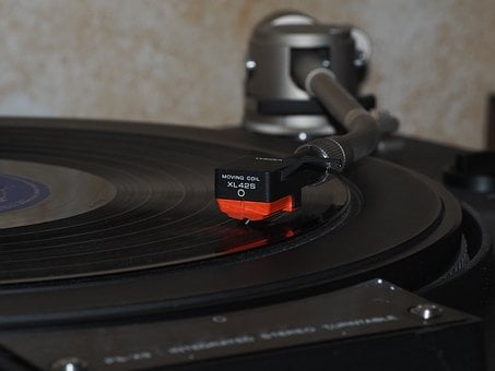 Turntable, Vinyl, Analog, Music, Hifi, Needle, Plate