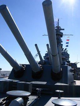 Uss, Alabama, Battleship, Navy, Wwii, Usa, America
