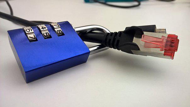Privacy Policy, Security, Data Transfer, Padlock