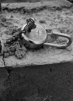 Lock, Key, Padlock