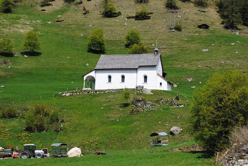 Chapel, Catholic, Faith, Pray, House Of Prayer
