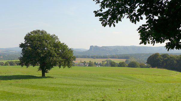 Schrammsteine View, Schrammstein Viewpoint