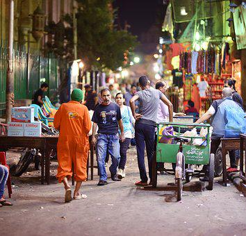 Bazaar, Market, East, Middle, Oriental, Travel, Souk