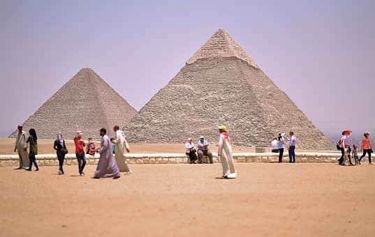 Pyramids, Egypt, Cairo, Giza, Tourism, History, Travel