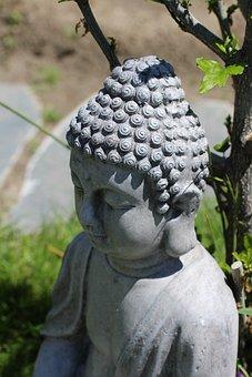 Rest, Force, Buddha, God, Pray, Prayer, Believe