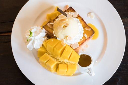 Candy, Ice Cream, Mango