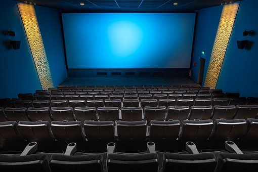 Cinema, Hall, Film, Cinema Lovers, Movie-goers, Theater