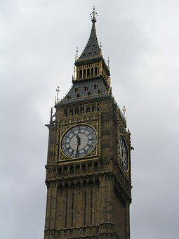 London, England, Uk, City, British, Landmark, Big Ben