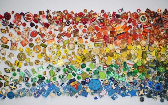 Regenbobgen, Color, Pins, Colorful, Art