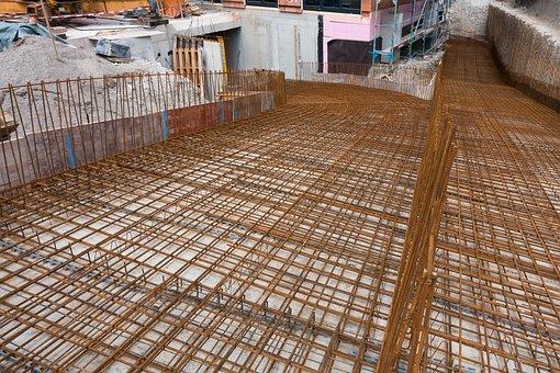 Site, Shell, Concrete, Reinforcement