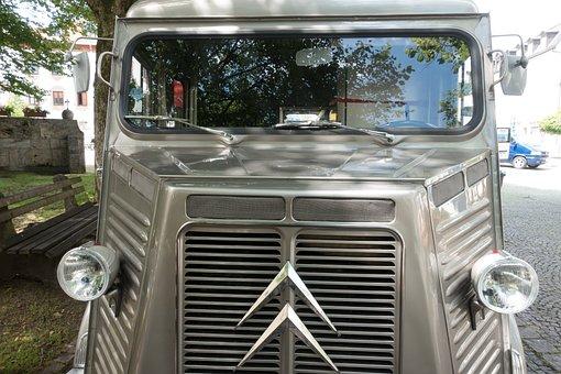 Automotive, Citroën, Oldtimer, Designer, Design, Front