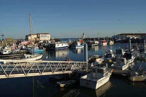 Boat, Fishing, Traditional Fishing, Trawler, Ocean