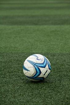 Football, Playground, Ball, Sport, Exercise, Hobby