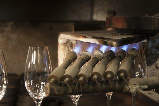 Kosta Boda, Flames, Glas, Heat, Cristal