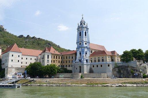 Dürnstein, Wachau, Danube, Landscape, Danube Region