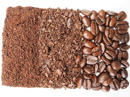 Coffee, Coffee Beans, Beans, Whole Bean Coffee, Ground
