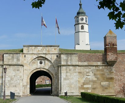 Belgrade, Serbia, Capital, Balkan, Fortress, Castle