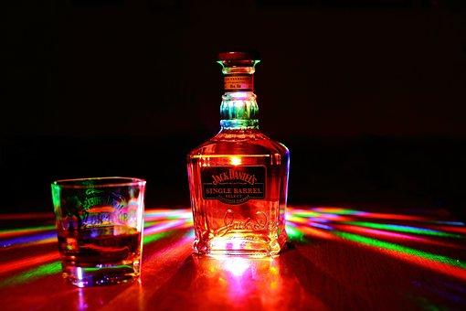 Jack, Daniels, Jack Daniels, Brandy, Whisky, Drink