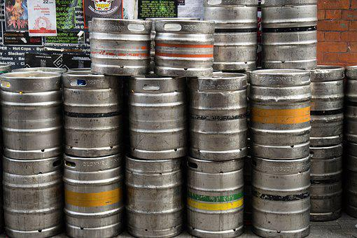 Beer, Beer Keg, Metal, Drink, Barrel, Brewery, Festival