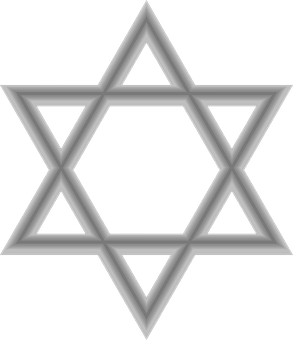 Star Of David, Magen David, Shield Of David