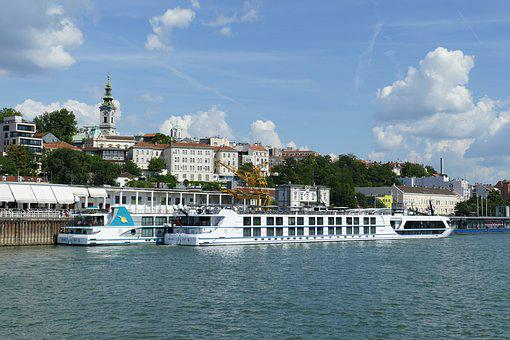 Belgrade, Serbia, Capital, Balkan, Danube, Save, River
