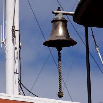 Ship Clock, Warning Sound, Clock, Manual, Sound
