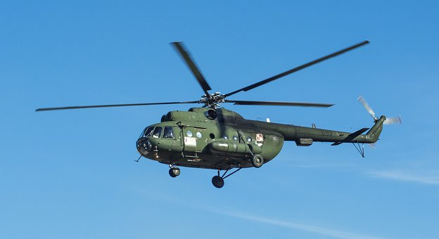 Mi-8, Helicopter, Air Show, The Army, Transport