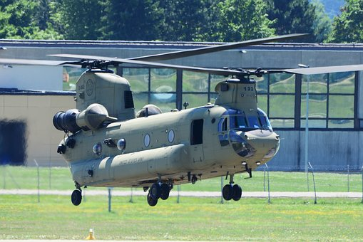 Chinook, Us Army, United States Army, Helicopter