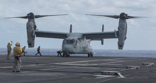 Mv-22b Osprey, Usn, United States Navy, Usmc