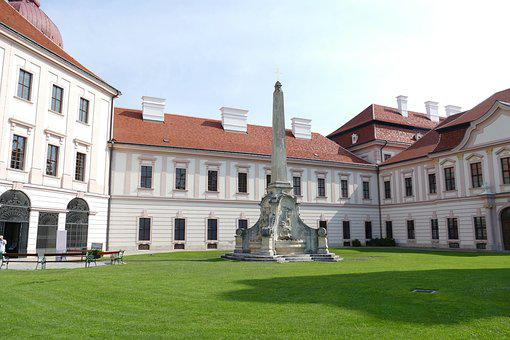 Göttweig Abbey, Monastery, Austria, Benedictine Abbey