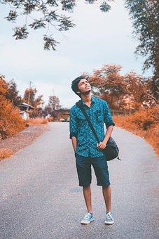 Boy, Assamese, Assam, India, Meghalaya, Northeast