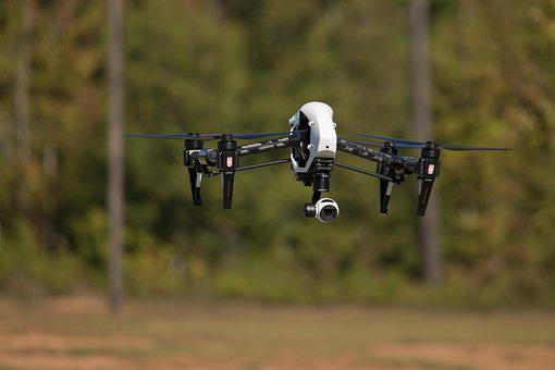 Drone, Camera, Fly, Remote Control, Technology, Robot