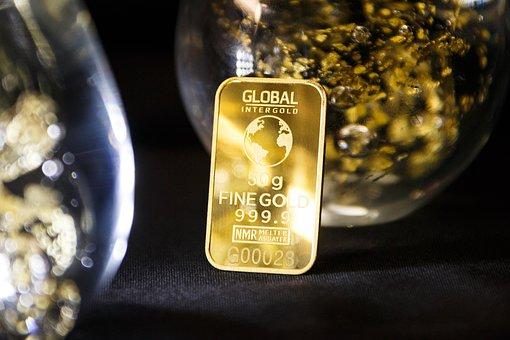 Gold Is Money, Gold Bars, Gold Shop, Global Intergold