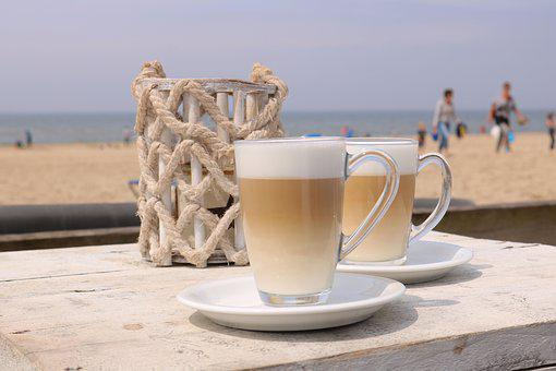 Coffee, Summer, Holidays, Enjoy, Benefit From, Drink