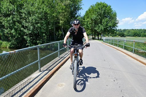 Man, Bike, Mountain Bike, Sport, Wheel, Biker, Sporty